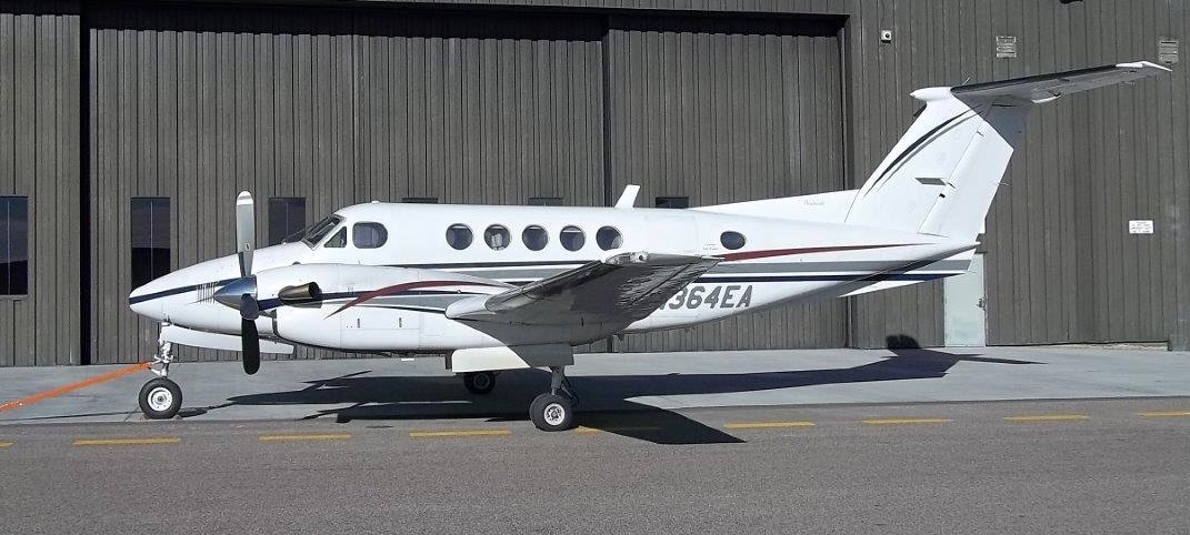 SOLD 1980 King Air 200 sn BB-689
