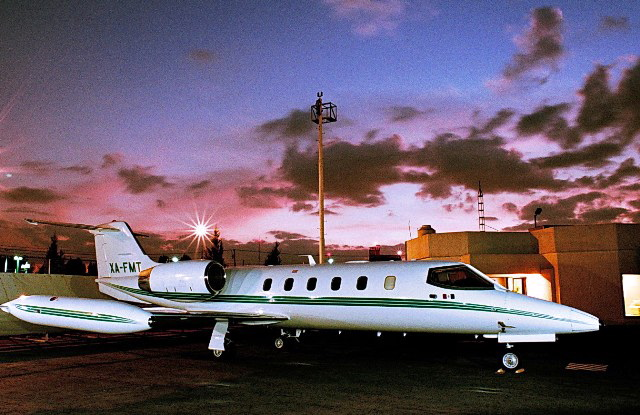 SOLD  1992 Learjet 35A sn 672