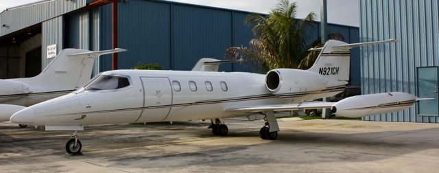 1979 Learjet 35A-228 Lease