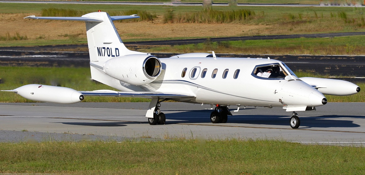 SOLD  1980 Learjet 35A sn 287