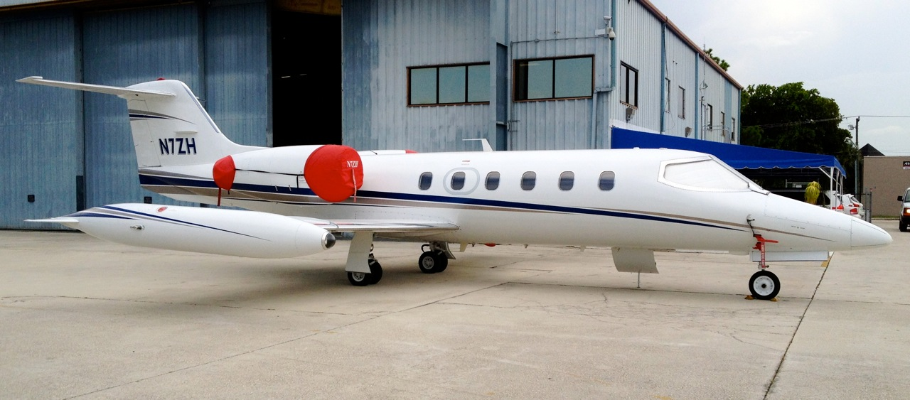 SOLD  1980 Learjet 35A sn 348