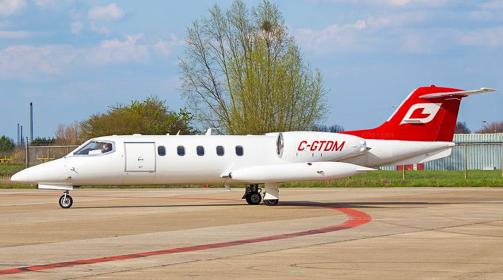 SOLD  1983 Learjet 35A sn 498