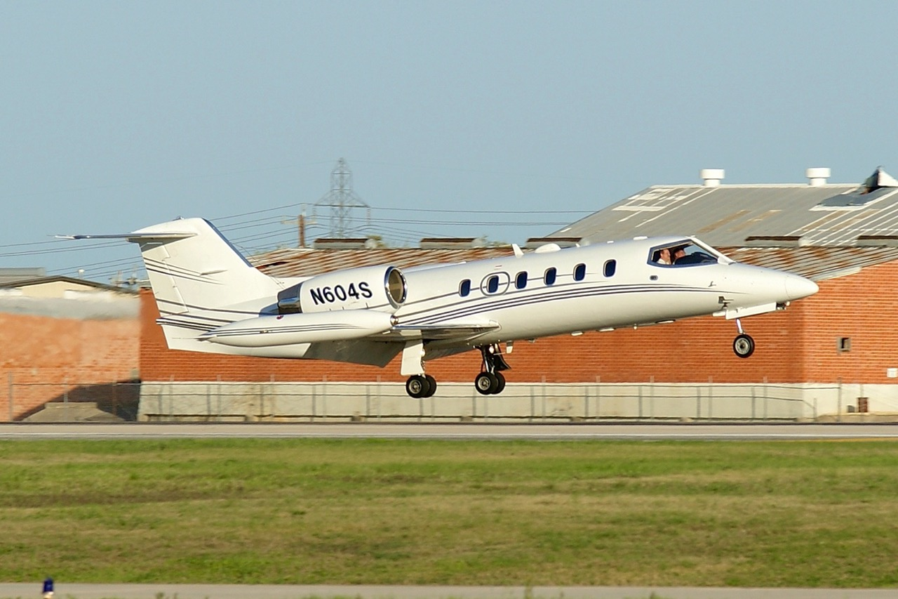 SOLD 1984 Learjet 35A sn 597