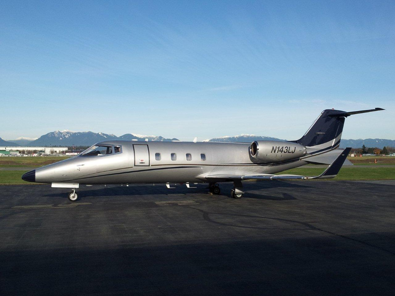SOLD  1990 Learjet 55C sn 143