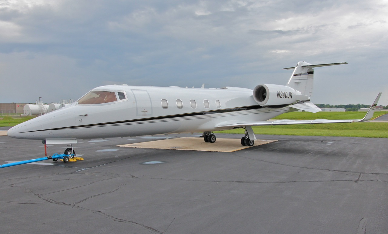 SOLD   1998 Learjet 60 sn 137