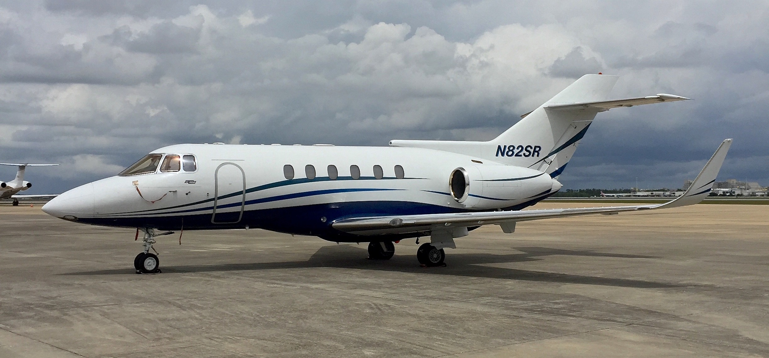 SOLD 1985 Hawker 800A sn 258026