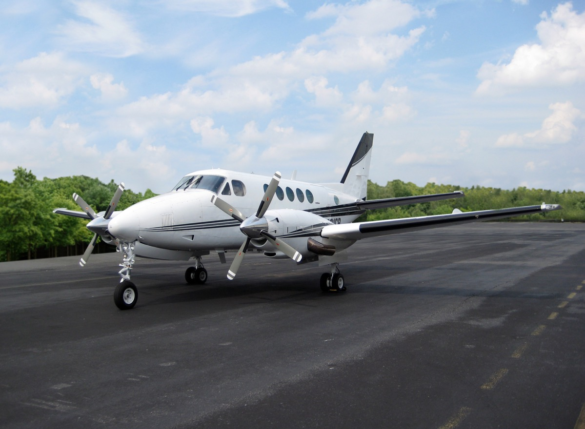 King Air B100 sn BE-35