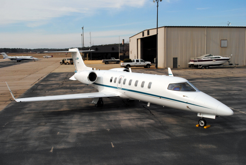 SOLD  2001 Learjet 45XR sn 105