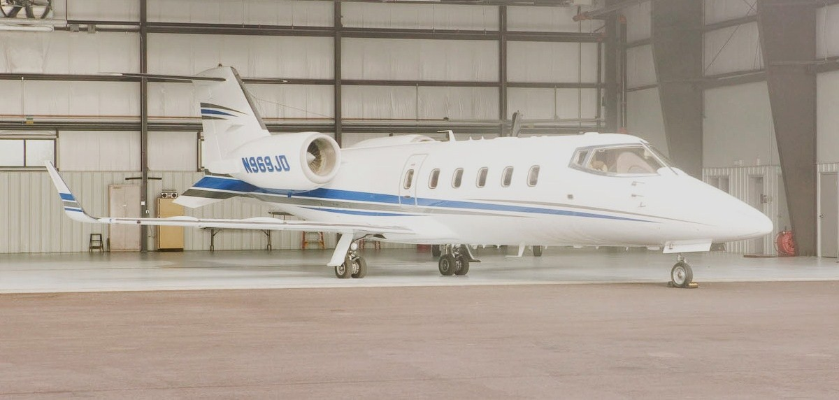 SOLD  1999 Learjet 60 sn 154