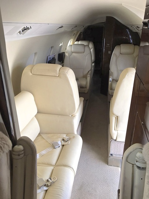 SOLD 1982 Learjet 55 sn 24