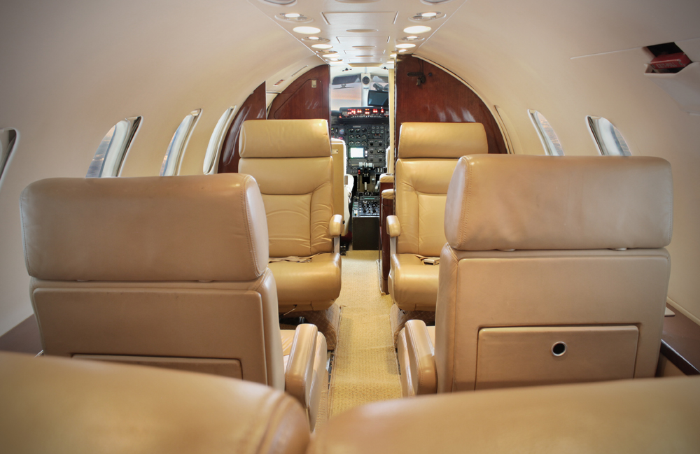 SOLD  1979 Learjet 35A sn 266