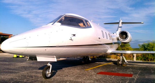 SOLD  1983 Learjet 55ER sn 93